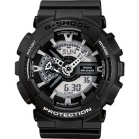 - CASIO G-SHOCK GA 110C-1A